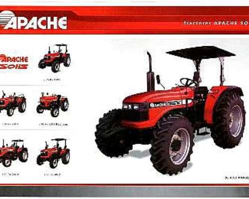 Tractor Apache 90 , 3p, Vende , Cignoli Hnos