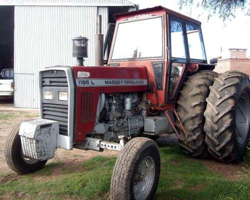 Tractor Massey Ferguson 1195 muy Bueno