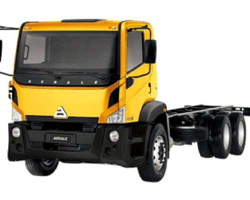 Camión Agrale 14000 S 6X2