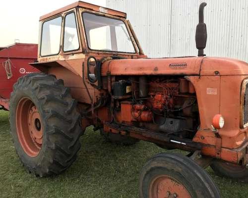 Tractor Fiat 780 C/dir. Hidraulica 4 Salidas Hid. Motor Repa
