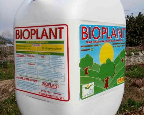 Fertilizante Microbiologico para Todo Tipo de Cultivos.