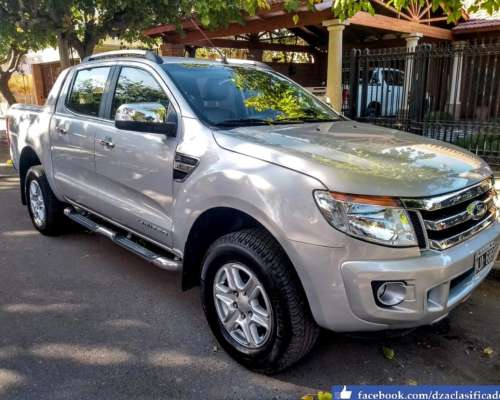 Ford Ranger 4X4 Limited AT