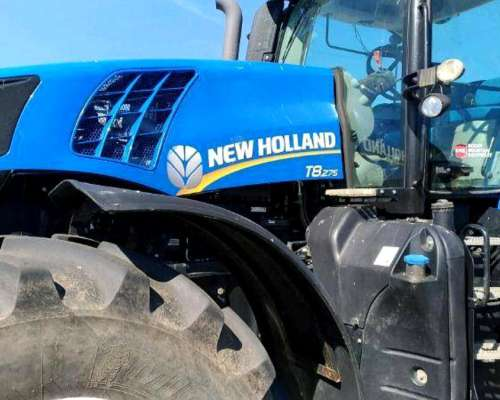 New Holland T8.275, T7.245(financiación 3 o 5 Años Tasa 0%)