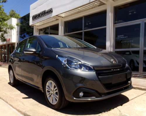 Peugeot 208 Allure 1.6 115 0km MY20 Super Bonificado
