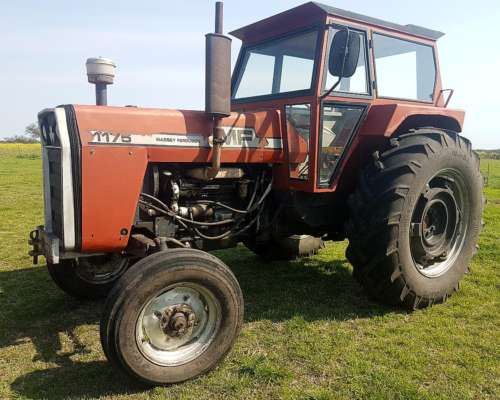 Tractor Massey Ferguson 1175 Impecable - Financiación