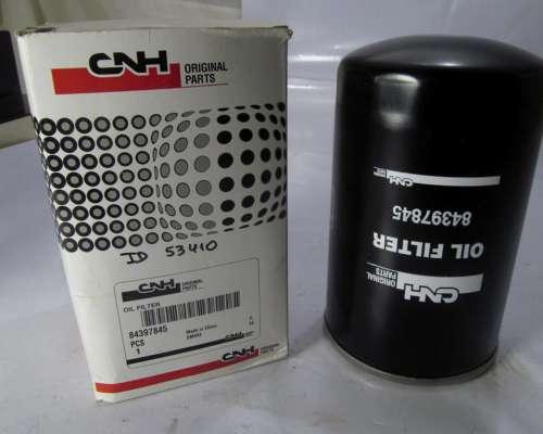 84397845- Filtro, Aceite Hidra Case IH