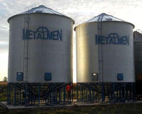 Silos Menonitas de 10 a 120t Metalmen 60t $71200
