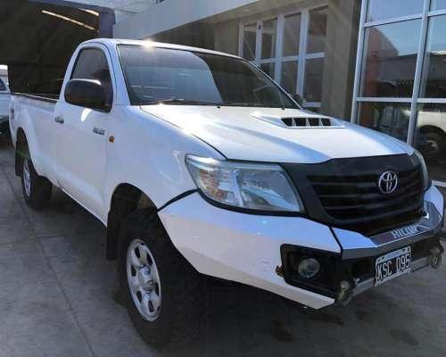 Toyota Hilux 4X4 Mod. 2012