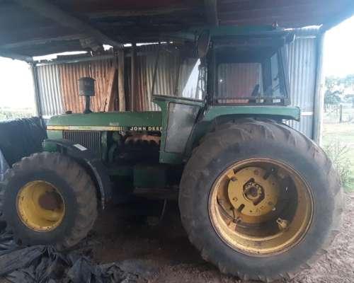 John Deere 3550 Motor Reparado