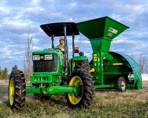 Tractor 5075e - 75hp - John Deere