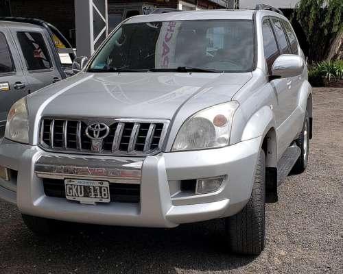 Toyota Land Cruiser Prado 2007,300000km Única Mano