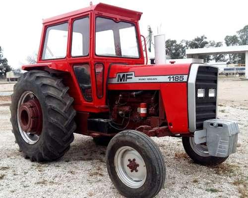 Tractor Massey Ferguson 1185 con Cabina Exelente