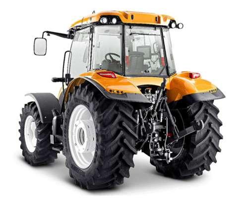 Tractor Valtra a 124 HI Tech - Caja Powershift