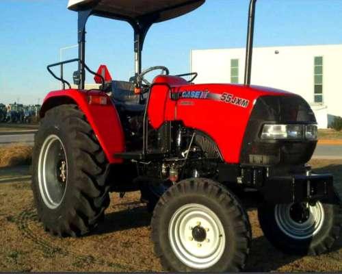 Tractor Caseih Farmall JXM55 Simple