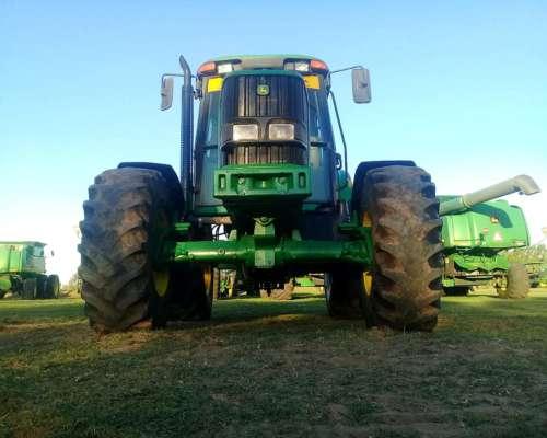 Tractor John Deere 6615 - 2007 - muy Buen Estado