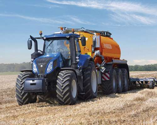 Tractor T8.350 - New Holland