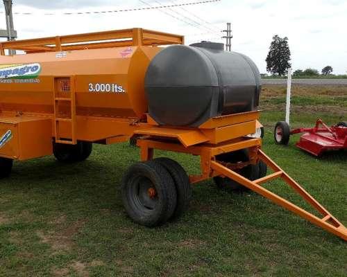 Tanque Combustible 3000 Combinado
