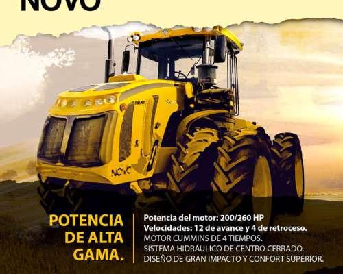 Vendedor: Pauny S.A. Tractor 500c Línea Novo - Pauny