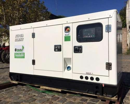 Grupo Generador Diesel de 18,75 KVA - USO Continuo