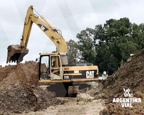 Excavadora Caterpillar 312 BL (id532)