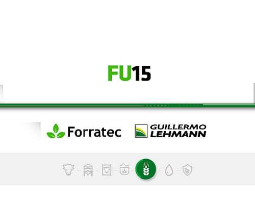 Avena FU 15 - Semilla Forrajera Forratec