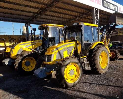 Maquinaria Agrícola Tractores Pauny 210, Doble Tracción