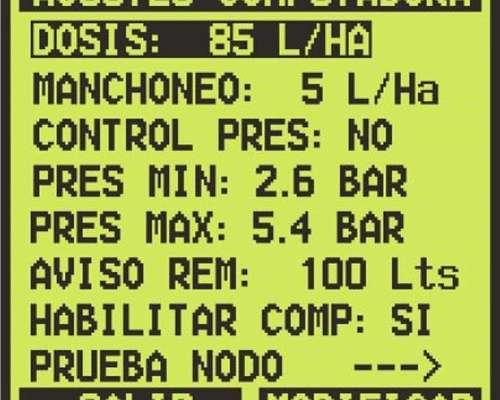 Banderillero Satelital Con Computadora De Caudal
