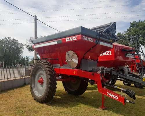 Fertilizadora Tanzi Ultraflow 8200 Litros 36 Metros