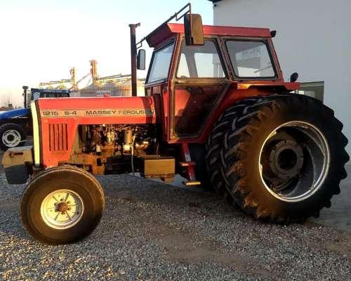 Tractor MF 1215, año 1995