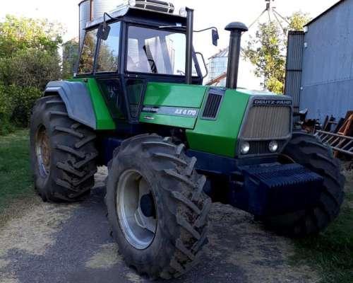 Tractor Deutz Excelente Estado General