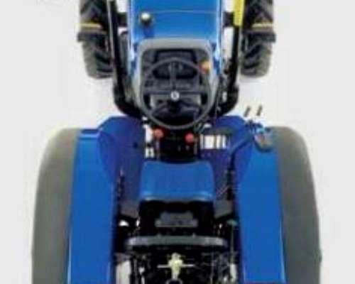 Ractor New Holland Modelo TT 3880 F 4wd