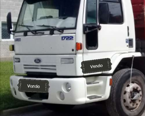 Camion Ford Cargo 1722