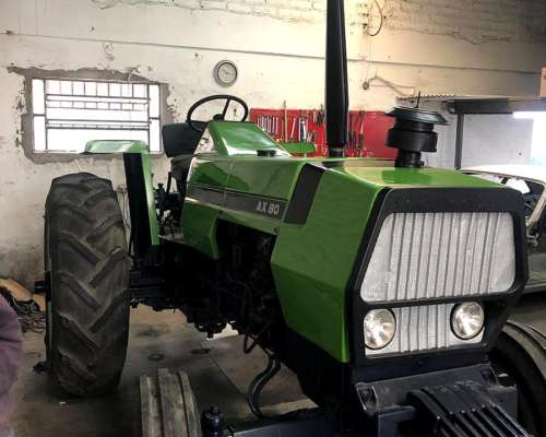 Deutz AX 80 con Levante 3 Pts