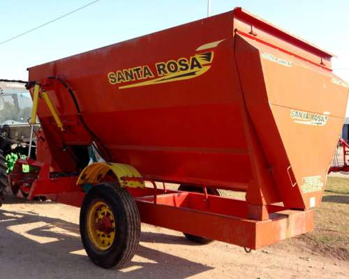 Mixer Horizontal Santa Rosa 9M3