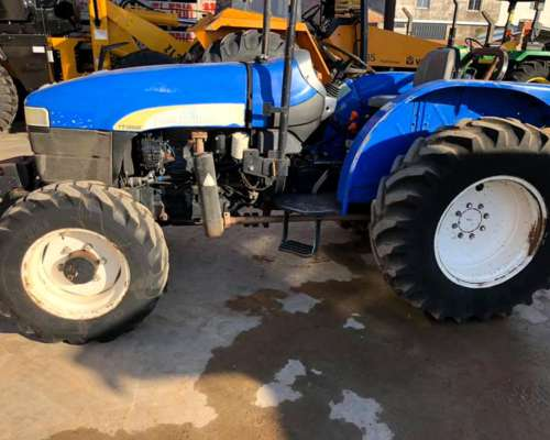 New Holland TT 3880 F
