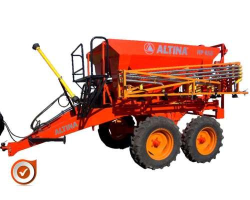 Fertilizadoras / Sembradoras de Arrastre HP 618
