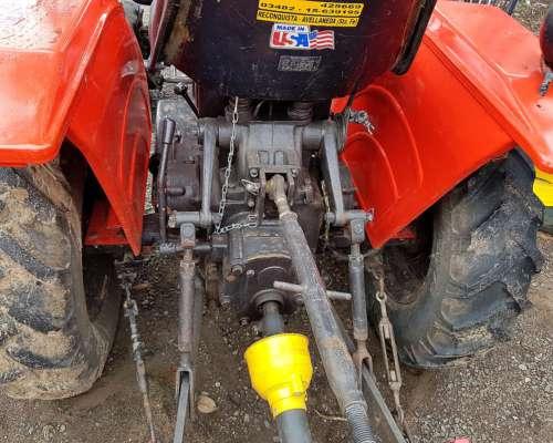 Mini Tractor con Desmalezadora
