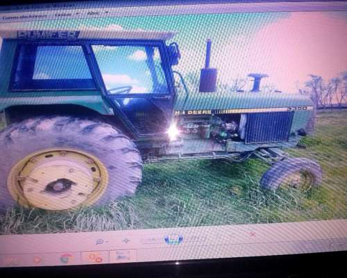 Vendo Tractor JD 3350 Pocas Horas
