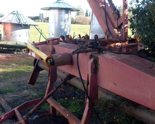 Extractora de Granos Mecanica
