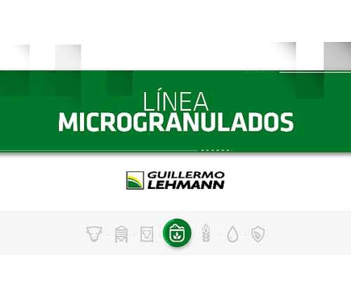 Microgranulados - Línea Fertilizantes Rizobacter