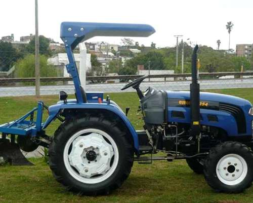 Tractor Lovol 254 Doble Traccion