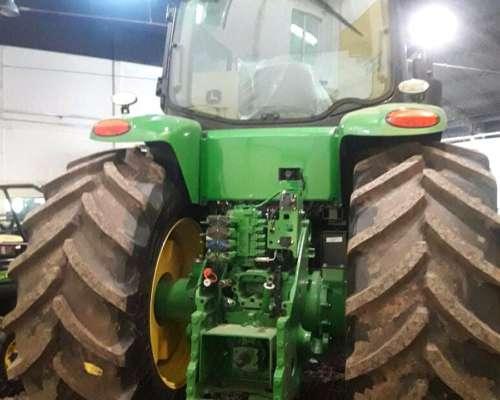 Tractor Nuevo John Deere 8345r - 345 HP
