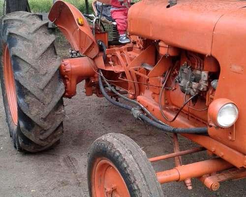 Tractor Someca M50 Toma de Fuerza e Hidráulico