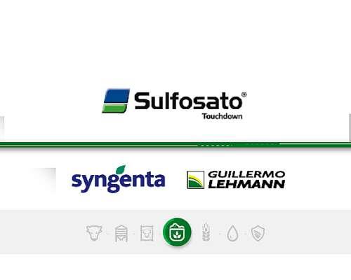 Sulfosato Touchdown - Herbicida Syngenta