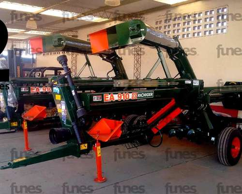 Extractora Richiger EA910 / Unidades Disponibles