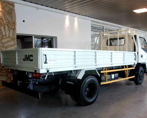 Jmc N 900 Powered Isuzu 2.8 TDI 115hp, P/4 T 0km NO USA Urea