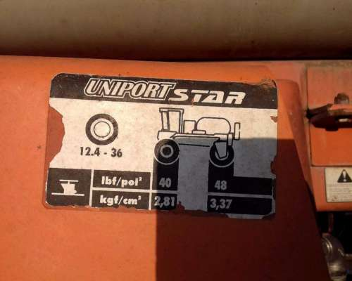 Fumigador Uniport Star 2500