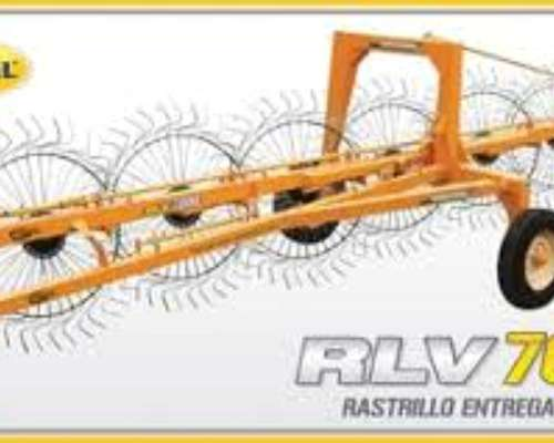 Rastrillo Lateral RLV 7000 / 14000 Grosspal