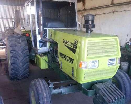 Tractor Zanello Modelo 230c