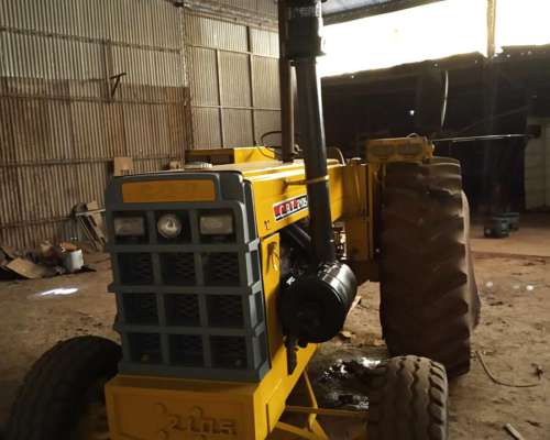 Tractor CBT Motor M Benz 1114 Original